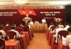 Ban Chấp hành Đảng bộ tỉnh khóa XIX tổ chức hội nghị mở rộng lần thứ 30.
