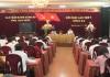 Ban Chấp hành Đảng bộ tỉnh tổ chức hội nghị mở rộng lần thứ 7, khoá XX, nhiệm kỳ 2020 – 2025.