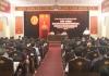 Ban thường vụ Thành ủy Nam Định tổ chức hội nghị quán triệt, triển khai, thực hiện chỉ thị 35 ngày 30/5/2019 của Bộ Chính trị và các văn bản chỉ đạo Đại hội Đảng các cấp, tới đội ngũ cán bộ chủ chốt của các Đảng bộ, Chi bộ trực thuộc