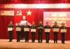 Hội nghị sơ kết nhiệm vụ quốc phòng, quân sự địa phương 6 tháng đầu năm, triển khai phương hướng nhiệm vụ 6 tháng cuối năm 2020.