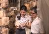 Hội thảo mô hình sản xuất nấm sò năm 2020 tại xã Trực Thái, huyện Trực Ninh.