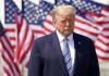 Trump rời nhiệm sở với tỷ lệ ủng hộ thấp kỷ lục