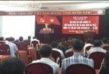 Hội nghị tập huấn nghiệp vụ đấu tranh phản bác các quan điểm sai trái; thông tin xấu, độc trên internet, mạng xã hội.
