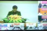 Hội nghị trực tuyến toàn quốc tập huấn Luật Dân quân tự vệ (DQTV) và Luật Lực lượng dự bị động viên (LLDBĐV).