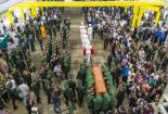 Tiễn biệt 13 liệt sĩ hy sinh ở Rào Trăng: Mười lời thề bi tráng
