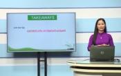 Dạy học trên truyền hình: Ôn tập kiến thức Anh Văn 12 - TOPIC REVIEW: CULTURE ( 22/04/2020 )