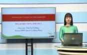 Dạy học trên truyền hình: Ôn tập kiến thức Anh Văn 12 - TOPIC REVIEW: HEALTH ( 12/04/2020 )