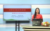 Dạy học trên truyền hình: Ôn tập kiến thức Anh Văn 12 - TOPIC: SUBJECT & VERB AGREEMENT ( 08/04/2020 )