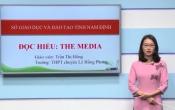 Dạy học trên truyền hình: Ôn tập kiến thức Anh Văn 9 - Chuyên đề: Đọc hiểu THE MEDIA ( 01/04/2020 )