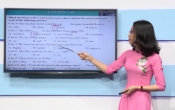 Dạy học trên truyền hình: Ôn tập kiến thức Anh Văn 9 - Chuyên đề: Hướng dẫn làm bài thi vào lớp 10 THPT ( 07/04/2020 )
