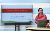 Dạy học trên truyền hình: Ôn tập kiến thức Địa lý 12- Chuyên đề: PHÂN TÍCH MA TRẬN ĐỀ THI THAM KHẢO 2020 VÀ ĐỊNH HƯỚNG ÔN TẬP ( 20/04/2020 )