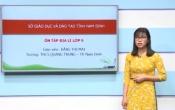 Dạy học trên truyền hình: Ôn tập kiến thức Địa lý 9 - Chuyên đề: Ngành kinh tế Việt Nam ( 25/03/2020 )