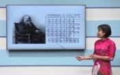 Dạy học trên truyền hình: Ôn tập kiến thức Hóa học 9 - Chuyên đề: Bảng tuần hoàn các nguyên tố hóa học ( 24/03/2020 )