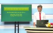 Dạy học trên truyền hình: Ôn tập kiến thức Lịch Sử 12 - HƯỚNG DẪN ĐỀ THAM KHẢO 2020 _ Phần tiếp ( 02/05/2020 )