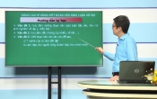 Dạy học trên truyền hình: Ôn tập kiến thức Ngữ Văn 12 - Chuyên đề: Nâng cao kỹ năng viết đoạn văn nghị luận xã hội _ Phần tiếp ( 05/04/2020 )