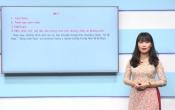 Dạy học trên truyền hình: Ôn tập kiến thức Ngữ Văn 9 - Chuyên đề: Rèn kỹ năng cảm nhận ( phân tích ) đoạn thơ ( 13/03/2020 )