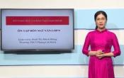 Dạy học trên truyền hình: Ôn tập kiến thức Ngữ Văn 9 - Chuyên đề: Truyện Kiều_Nguyễn Du ( 03/04/2020 )