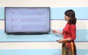 Dạy học trên truyền hình: Ôn tập kiến thức Ngữ Văn 9 - Chuyên đề: Truyện ngắn Việt Nam sau năm 1945 ( 06/04/2020 )