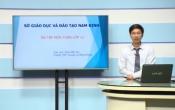 Dạy học trên truyền hình: Ôn tập kiến thức Toán 12- Chuyên đề: BÀI TOÁN VỀ PHƯƠNG TRÌNH MẶT PHẲNG LIÊN QUAN ĐẾN KHOẢNG CÁCH ( 07/04/2020 )