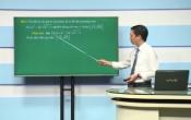 Dạy học trên truyền hình: Ôn tập kiến thức Toán 12- Chuyên đề: GTLN - GTNN của hàm số ( 01/04/2020 )