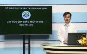 Dạy học trên truyền hình: Ôn tập kiến thức Vật lý 12- HƯỚNG DẪN LÀM ĐỀ THI THAM KHẢO 2020 ( 01/05/2020 )