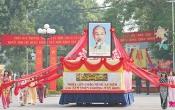 Diễu binh kỷ niệm 750 năm Thiên Trường Nam Định