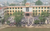 PS Trường Trần Hưng Đạo - Vườn ươm cây đời
