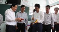Bộ trưởng Bộ GD&ĐT Phùng Xuân Nhạ: Sẽ lùi thời điểm kết thúc năm học