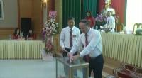 Đại hội Đảng bộ Ngân hàng Nông nghiệp & Phát triển nông thôn chi nhánh tỉnh Nam Định lần thứ 10, nhiệm kỳ 2020-2025.