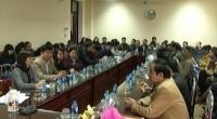 Đài phát thanh và truyền hình Nam Định tổ chức hội nghị tổng kết công tác năm 2018 và Hội nghị cán bộ, công chức, viên chức người lao động