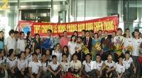 Em Nguyễn Thành Trung- học sinh trường THPT chuyên Lê Hồng Phong Nam Định đạt huy chương bạc Olimpic môn hóa học.