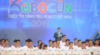 Khai mạc vòng chung kết cuộc thi sáng tạo Robocon Việt Nam năm 2019