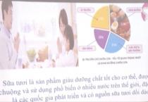 Ban chỉ đạo chương trình Sữa học đường tỉnh Nam Định đến năm 2020 tổ chức hội nghị triển khai kế hoạch thực hiện các nội dung của chương trình.