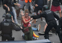 Bạo động ở Tây Ban Nha sau án tù với 9 lãnh đạo Catalonia