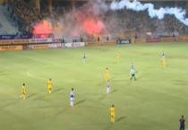 Công an tỉnh và Sở văn hóa thể thao và du lịch tổ chức họp bàn tăng cường đảm bảo an ninh trật tự ( ANTT) các trận đấu còn lại của giải bóng đá vô địch quốc gia năm 2019 trên sân vận động Thiên Trường.