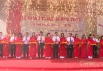 Đồng chí Trần Lê Đoài- phó chủ tịch UBND tỉnh dự lễ khánh thành và khai giảng năm học mới với thầy trò trường tiểu học Trần Nhân Tông, thành phố Nam Định .
