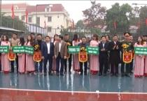 Giải quần vợt các câu lạc bộ tỉnh Nam Định năm 2019.