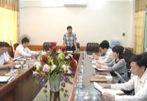 Hội nghị công bố quyết định thể lệ hội thi sáng tạo kỹ thuật tỉnh Nam Định lần thứ VII ( năm 2018-2019).