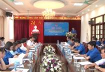 Hội nghị Tổng kết công tác Đoàn – Đội và phong trào thanh thiếu niên năm học 2018-2019; triển khai chương trình năm học 2019-2020