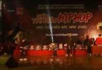 Sở Văn hóa - Thể thao và Du lịch tổ chức Giải thi đấu Hiphop khu vực miền Bắc năm 2020.
