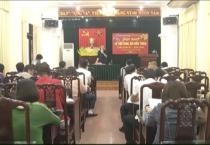 Tổ chức họp báo thông tin về kế hoạch tổ chức Lễ hội khai ấn đền Trần vào tháng Giêng năm Canh Tý  - 2020.