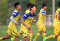 Việt Nam - Malaysia: Tập trung cho trận đấu lớn