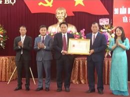 Văn phòng Tỉnh ủy tổ chức gặp mặt kỷ niệm 90 năm ngày truyền thống Văn phòng cấp ủy (18-10-1930/18-10-2020) và đón nhận Huân chương Lao động hạng nhất.