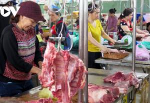 Lợn hơi giảm giá nhưng người tiêu dùng vẫn khó mua được thịt giá rẻ
