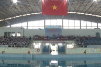 Sở Văn hóa –Thể thao &Du lịch tổ chức Lễ phát động toàn dân tập luyện môn bơi phòng, chống đuối nước năm 2020.