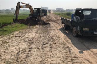 Trục cao tốc xuyên Việt đầu tiên đang dần hình thành